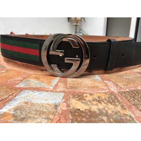 34582f8b7 Cinturon Gucci Original - Cinturones Hombre Gucci en Mercado Libre México