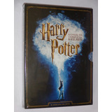 Box Dvd Harry Potter Lacrado !!!! Original Coleçao 8 Discos