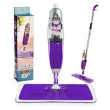 Vorfreude Floor Mop With Integrated Spray And Included