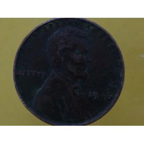 Moneda 1 Centavo Lincoln 1946 Para Tu Serie