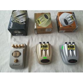 Vendo O Cambio Pedales Varios Para Guitarra Electrica