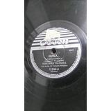 Disco 78 Rpm - Dircinha Batista- Nunca/ Ponta De Lança
