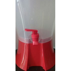 Dispensador Agua Fresca Vitrolero Fiestas Despachador Nuevos