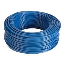 Cable Elecon N° 12 Thw 75° C Solido Por 20 Metros /
