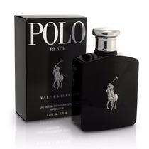 Ralph Lauren Polo Black ( Preto ) 125ml Masculino | Original