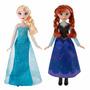 Combo Muñecas Disney Frozen Elsa Y Ana Originales Hasbro