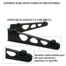 Suporte De Parede Dvd Blu-ray Receptor Net Sky E Parabólicas