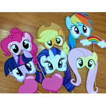 10 Photoprops Fotos Divertidas Cumple My Little Ponys !