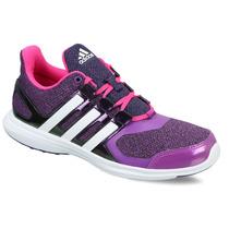 Zapatillas Adidas Running Hyperfast 2.0 Niños Violeta
