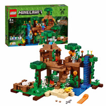 Lego Minecraft 21125 La Casa Del Arbol En La Jungla