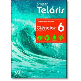 Projeto Teláris - Ciências - 6º Ano