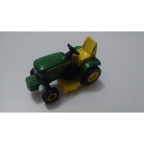 Miniatura - John Deere - Trator Cortador De Grama