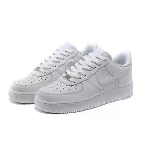 Nike Air Force 1 Blancas, Entrega Inmediata