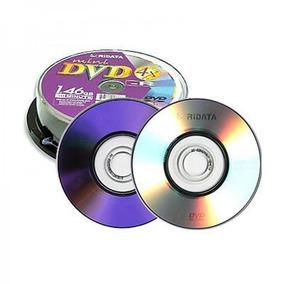 Mini Dvd-r Ridata 4x 1.46gb 30 Minutos Rw Torre 10 Mini Dvd