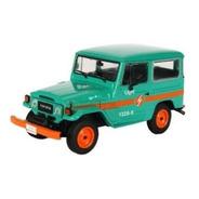 Coleção Veículos De Serviço - Toyota Bandeirante Light - Rj