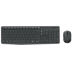 Combo Teclado Y Mouse Logitech Mk235