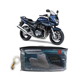 Capa Com Cadeado Para Cobrir Suzuki Bandit 1200 S G(206)