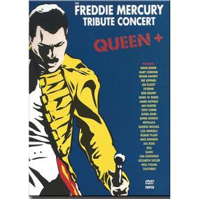 Dvd The Freddie Mercury Tribute Concert (3 Dvds)
