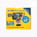 Kit Directv Prepago Hd Autoinstalable Sin Contratos