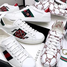 Zapatos Gucci Ace / Gucci Rhyton Vintage Unisex