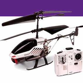 Helicóptero Controle Remoto Spy Cam 2 Filma De Verdade! Dtc