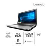 Laptop Lenovo 320-14iap Celeron N3350 14