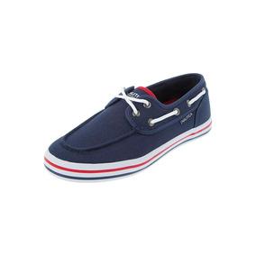 Apaches Nautica Originales Zapatos Mocasines Tenis Hombres