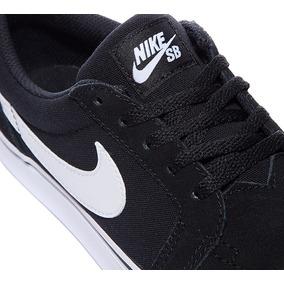 Zapatillas Nike Sb Satire2 Canvas Gamuza Envios Todo El Pais