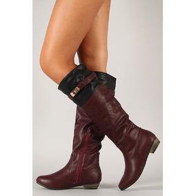 1450f39e8a141 Botas C moran - Vestuario y Calzado Violeta oscuro en Mercado Libre ...