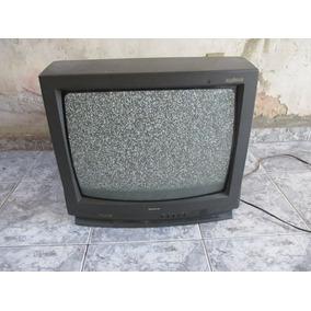 Tv De Tubo 20 Polegadas Semp Leia O Anuncio
