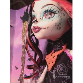 Boneca Monster High Skelita Calaveras - Scaris