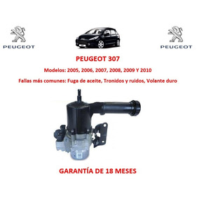 Bomba Licuadora Direccion Electrohidraulica Peugeot 307 2007