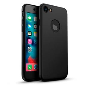 Carcasa Original 360º Grados Apple Iphone 7 + Mica De Vidrio