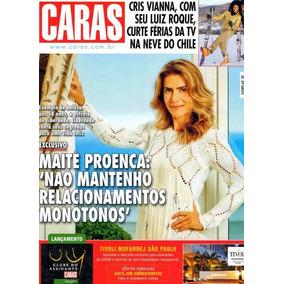 Caras 1186: Maitê Proença / Maria Rita / Fernanda Gentil