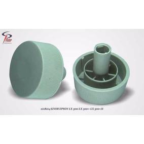 Perilla Para Impresora Epson Lx-300-ii / Pnp Pf-300-ii