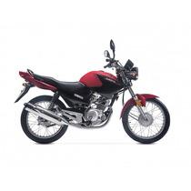 Yamaha Ybr 125r-todos Los Colores - Casa Tavella Laboulaye