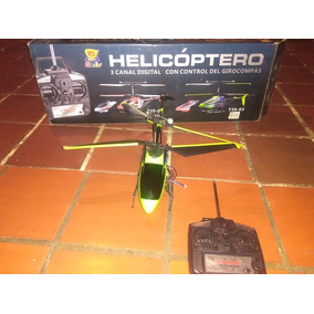 Helicoptero A Escala Profecional