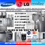 Servicio Tecnico Samsung Lg Mabe Nevera Lavadora (repuesto)