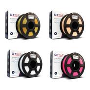 15kg Filamentos Pla Plus - Gtmax - Várias Cores - 1,75mm