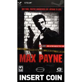 Max Payne || Pc || Steam || Original || Digital