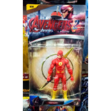 Muñeco Articulado 16cm De Flash Liga De La Justicia Dc