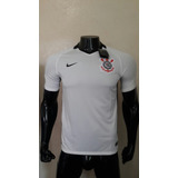 Camisa Do Corinthians Branca