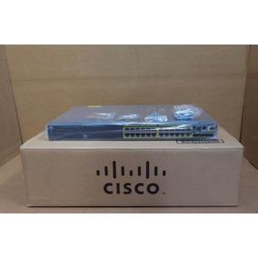 Switch Cisco C2960s 24 Ptos. Poe+ Administrable (tienda)