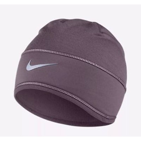 Gorro Para Frío Nike Purple Reflective De Dama.