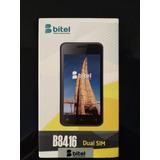 Smart Phone Bitel B8416 , Nuevo Y Sellado Dual Sim.