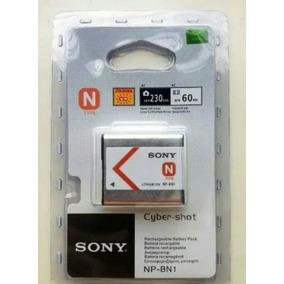Bateria Original Sony N Np-bn1 Npbn1 240 Shots Lacrada