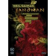 Cómic, Dc, Colección Black Label: Sandman Vol. 1 Ovni Press