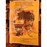 Charles Bronson La Fuga Increible. Afiche Cine Original