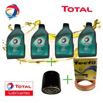 Kit Troca De Oleo + Filtro De Ar Total 20w50 Gm Corsa Celta