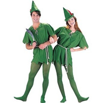 Disfraz Peter Pan Traje Adulto